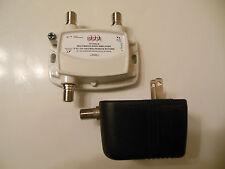 PCT CATV, Antenna, Cable TV, RF Amplifier +15db PCT-MA2-M