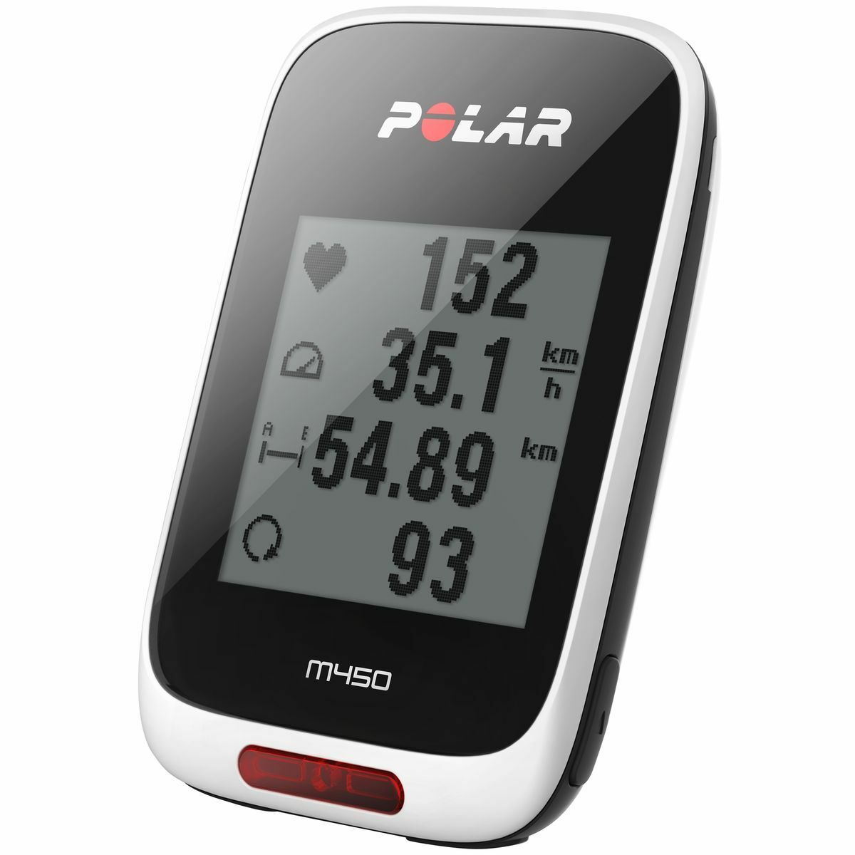 Polar M450 GPS Ordenador Para Bicicleta