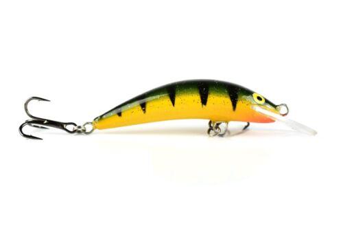 Siek-m scorpion 7cm 6g//Floating lure pike trout//Colors perch