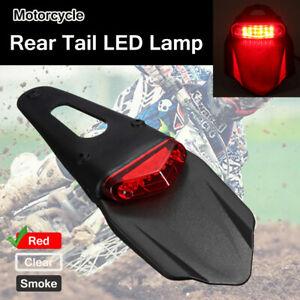 12V-Motorcycle-Enduro-Dirt-Bike-Rear-Fender-LED-Tail-Light-Brake-Stop-Lamp