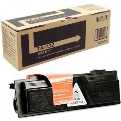10x TK132 Black Compatible Toner Cartridge For Kyocera Mita FS-1028mfp FS-1128