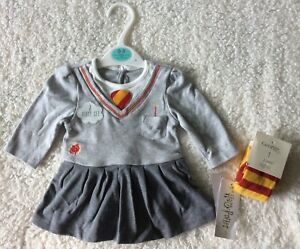 38cf30738f9a Image is loading Baby-Girls-Official-Harry-Potter-Hermione-Uniform-Fancy-