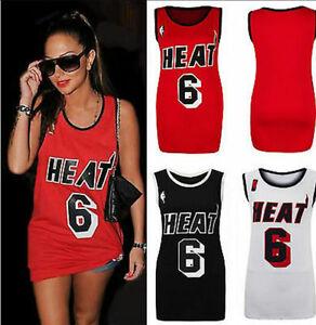 Womens-Ladies-Celeb-Inspired-Heat-6-Print-Sleeveless-Vest-Top-T-Shirt-UK-8-14