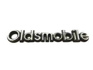 1981-1985-Oldsmobile-Delta-88-Hinten-Kofferraumdeckel-OEM-Emblem-Badge-Symbol