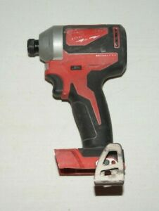 Milwaukee-M18-Brushless-1-4-034-Hex-Impact-Driver-2850-20-Tool-Only-USED
