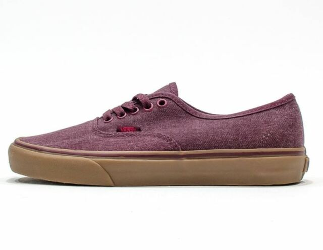 VANS Authentic Vn0004mkil9 Washed