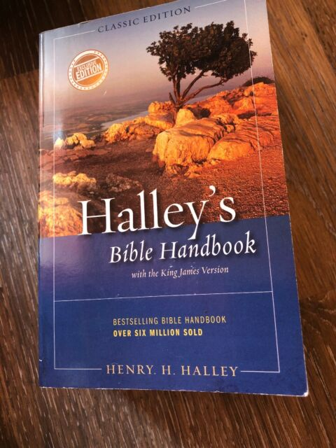 Halley S Bible Handbook By Henry H Halley 1961 Hardcover Reprint