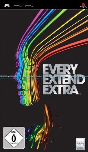 1 von 1 - Every Extend Extra - Puzzle Shooter für Sony Playstation Portable PSP Neu/Ovp
