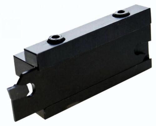 776010 10mm Abstechhalter mit GTN2 Hartmetall Wendeplatte für Drehmaschine