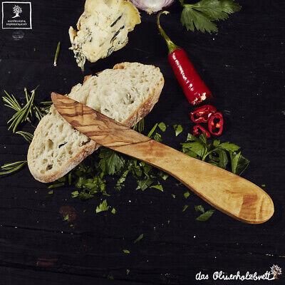 Bene 2 X Coltello Da Burro Legno Coltelli Coltello In Legno Olive Legno-mostra Il Titolo Originale