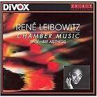 Rene Leibowitz - René Leibowitz: Chamber Music (1996)