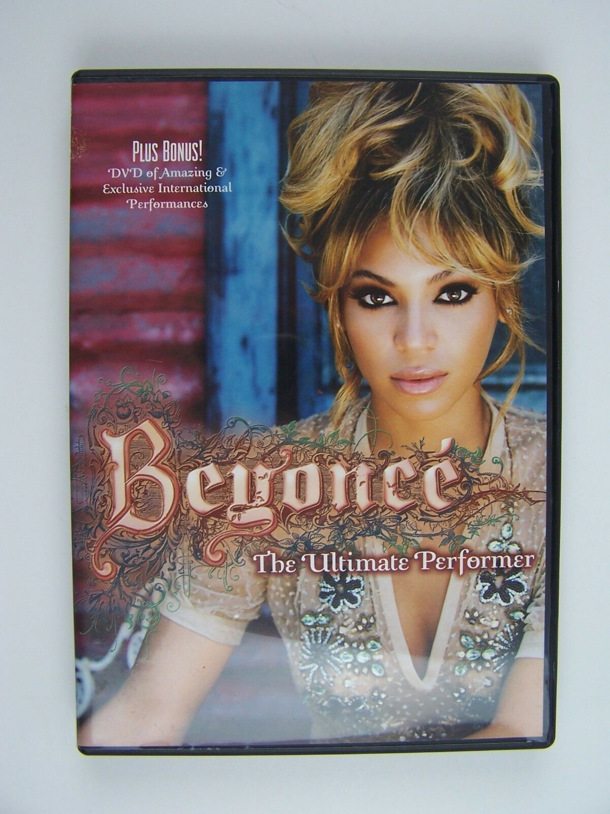 Beyonce: The Ultimate Performer DVD 879645000115