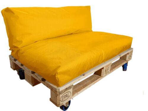 Palettenkissen palettenpolster tamaños especiales almohada sofá muebles paletas Lehne