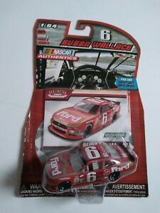 Nascar-Diecast-1-64-Bubba-Wallace-2017-6-Ford-Throwback-Nascar-Authentics-NEW