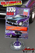 The ULTIMATE Car Show Display Stand