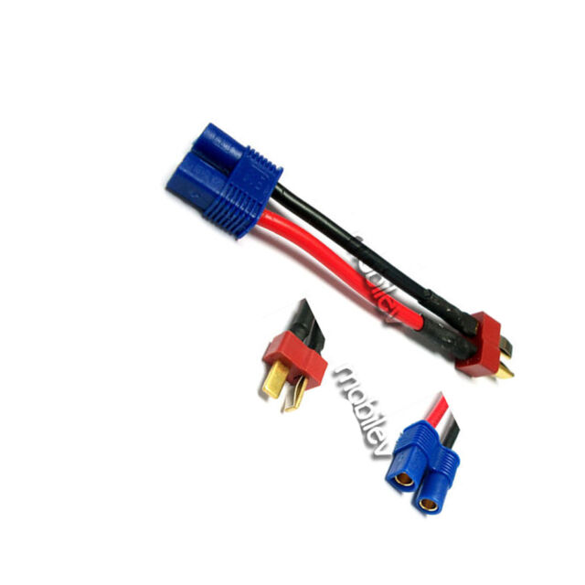 1 Tamiya Female to XT60 Male Plug Wire Connector Adapter Converter NIMH P13