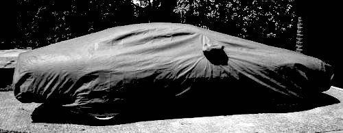 Jaguar XJS Coupe//Convertible Transpirable Equipada Para Interior Coche Cubierta
