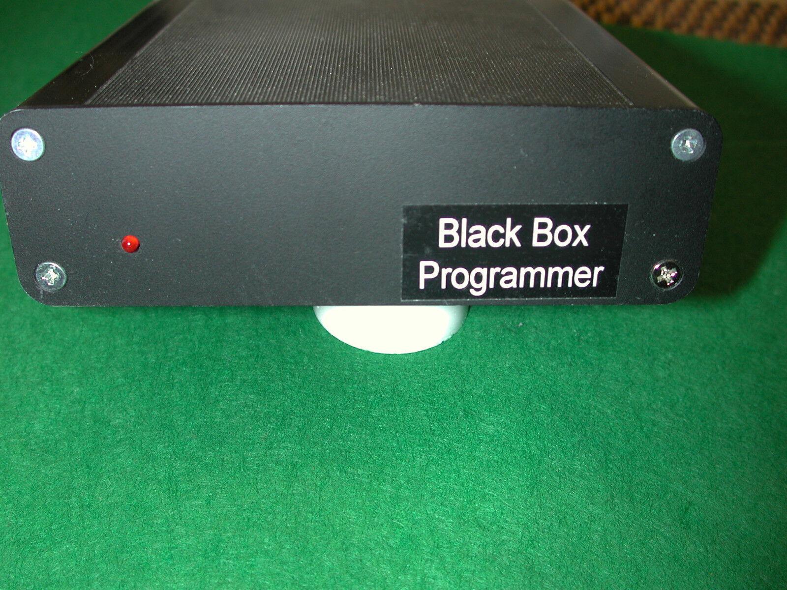 DCC xpressnet Negro Caja progammer & Transformador Con Manual