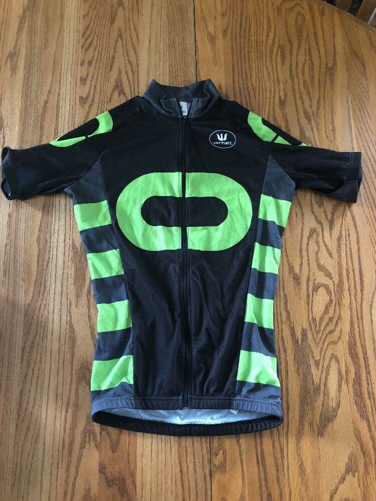 VERMARC bib shorts & Jersey Boulder colorado  Velodrome padded cycling XS Size  100% brand new with original quality