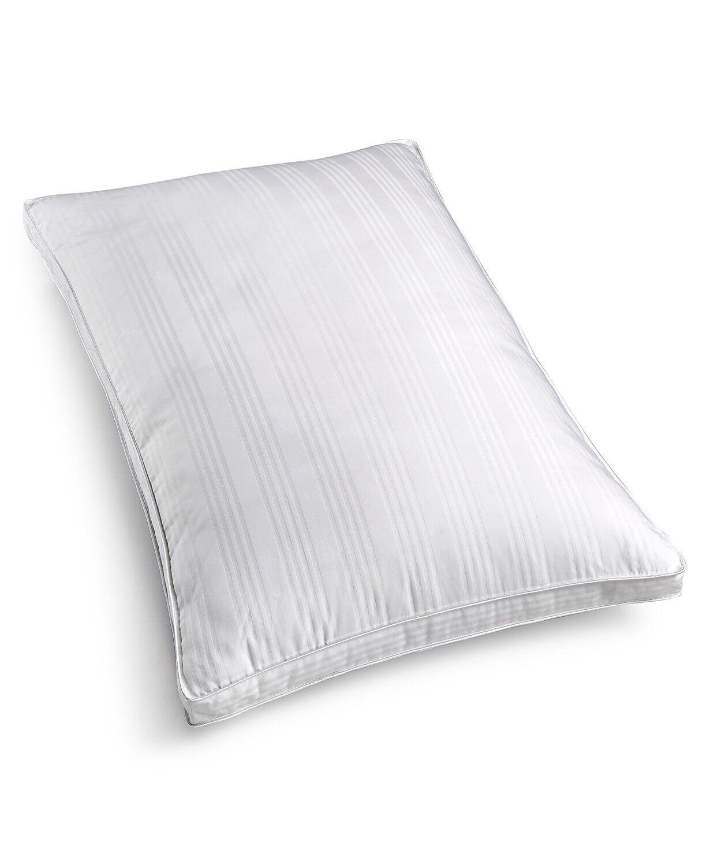 Hotel Collection Gusset Medium STANDARD Pillow Luxury Down Alternative T93135