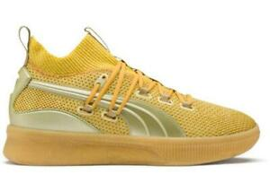 Mens-Puma-Clyde-Court-Title-Run-Metallic-Gold-192898-01