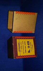 VINTAGE-1950-039-s-WILLIAMS-TOOLS-BOX-For-No-14-628-POWER-DRIVE-SOCKETS-Collectable