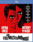 Five Miles to Midnight (Blu-ray Disc, 2016)