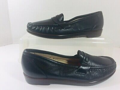 website for discount new style new concept SAS Womens Dress Shoes Size 7 Medium Penny Loafers Comfort Slip In ...