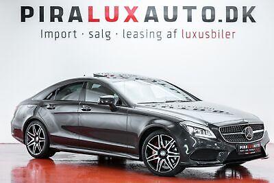 Annonce: Mercedes CLS500 4,7 AMG Line au... - Pris 0 kr.