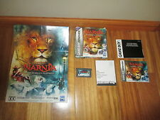 Chronicles of Narnia: The Lion, the Witch, and the Wardrobe  (GBA , 2005)