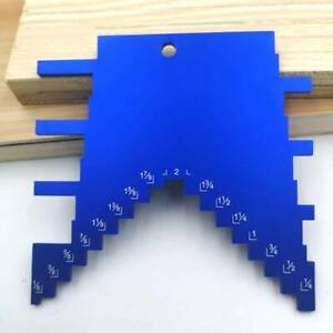 Aluminium-2-in-1-Step-Depth-Gauge-for-Router-and-Table-Saw-Woodworking-Tool