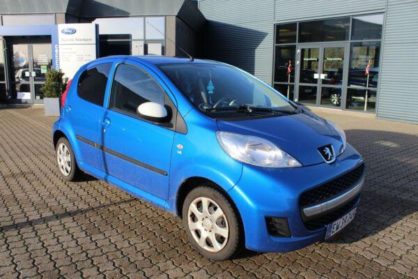 Peugeot 107 1,0 Active - billede 4