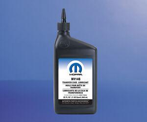 nv146 transfer case fluid