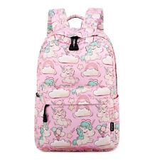 Kindergarten Unicorn Little Girls Boys Kids School Bags Book Backpacks Rucksack