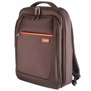 "Melvin 15.6"" pouces ordinateur portable macbook ordinateur portable sac à dos tablette sac à dos marron 							 							</span>"