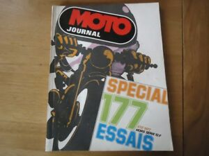 Moto Revue Special Essais Hors Serie 1977 Ossa Laverda Zundapp Yamaha Honda Wmgnthdb-08001057-705420447