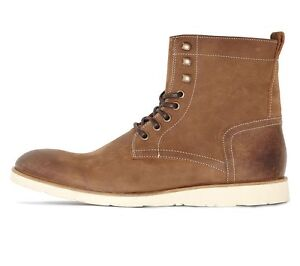 Sel Sutton Selected botas By Homme Jack Nuevo Zapatos Jones marrones aafPIW