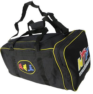Top Ten White ITF Taekwondo Sports Holdall Bag
