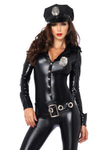 Sexy catwoman costume by leg avenue