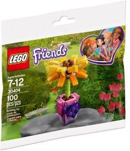 LEGO FRIENDS POLYBAG FRIENDSHIP FLOWER SUNFLOWER 30404 BUILDING TOY