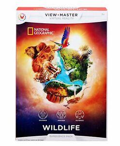 Mattel-DLL71-View-Master-Estensione-Eccitante-Animale-selvaggio-Virtuale-Realta