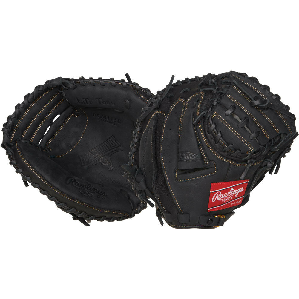 Rawlings Renegade 31.5 Inch Inch 31.5 Catchers Mitt 1-Piece 821b43