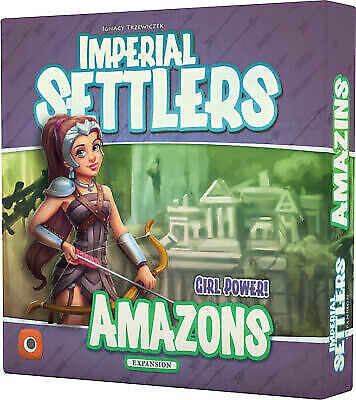 Amazons Expansion Imperial Settlers