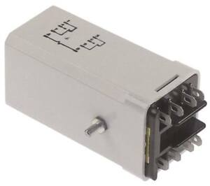 Time-Relay-X99KUE5-Connection-Flat-Plug-4-8mm-Dimension-38x35x80mm-2CO-240VAC