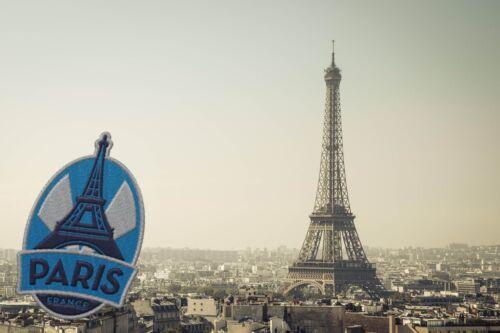 Eiffel Tower Paris France Travel STICKER