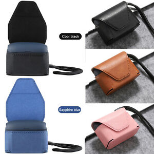 Protective Leather Case Cover Skin Pouch For Jabra Elite 65t Wireless Earphone Ebay