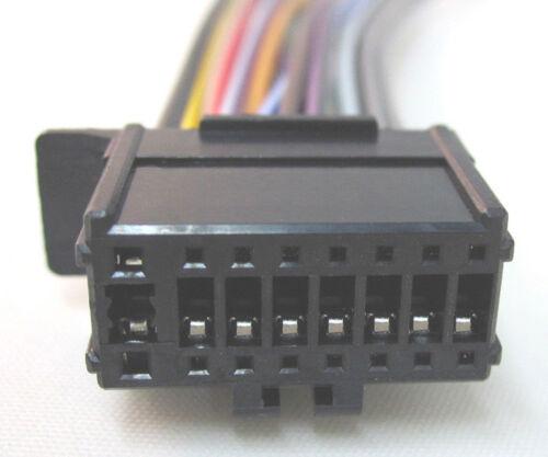 Wiring Harness Fits Pioneer DEH-X7600HD DEH-X8600BH DEH-X8600BS DEH-X8700BH 16A2