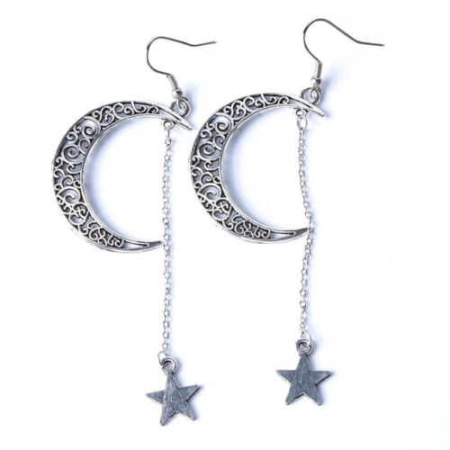 Unicorn Horse Earrings Magical Animal Dangle Drop Charm Fantasy Women Girls 8C