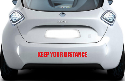Sticker sign 80mm Driving Instructor Smile Dash Cam Recording