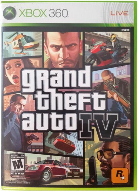 Grand Theft Auto IV LIVE(Microsoft Xbox 360, 2008) Welcome To Liberty City